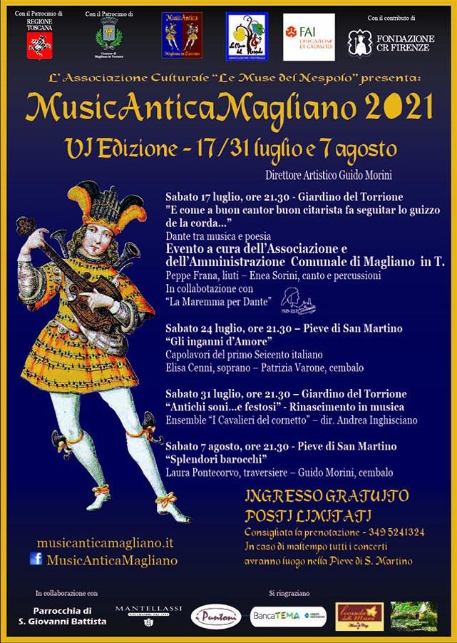 MusicAnticaMagliano 2021